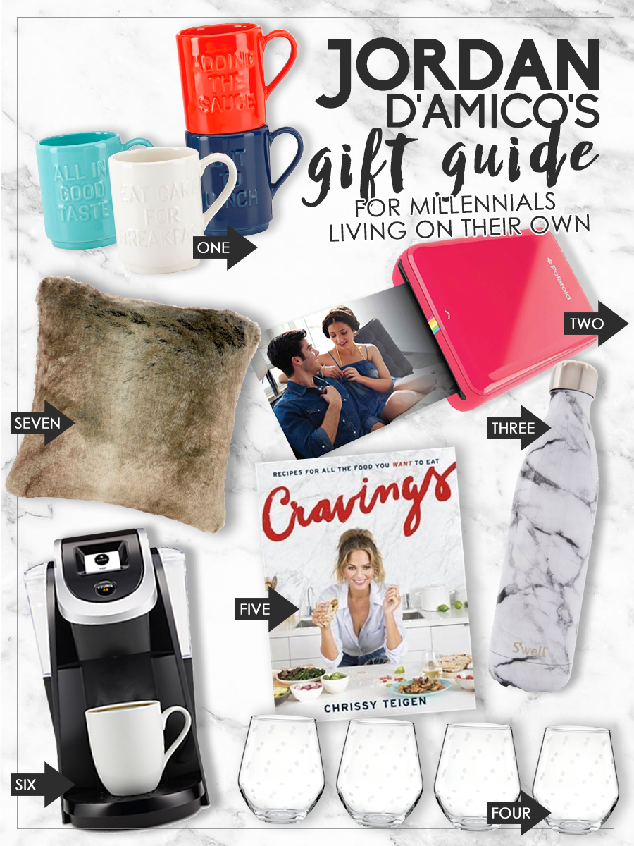 Holiday gift guide: What to buy millennials living on their own