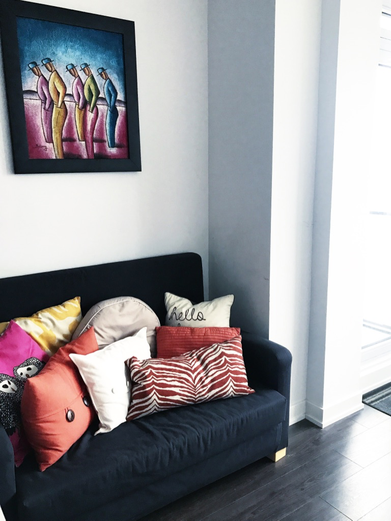 Apartment tour: My favourite accent pieces
