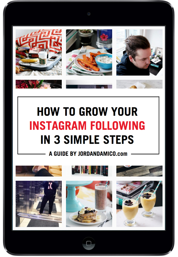 How to Grow Your Instagram Following in 3 Simple Steps