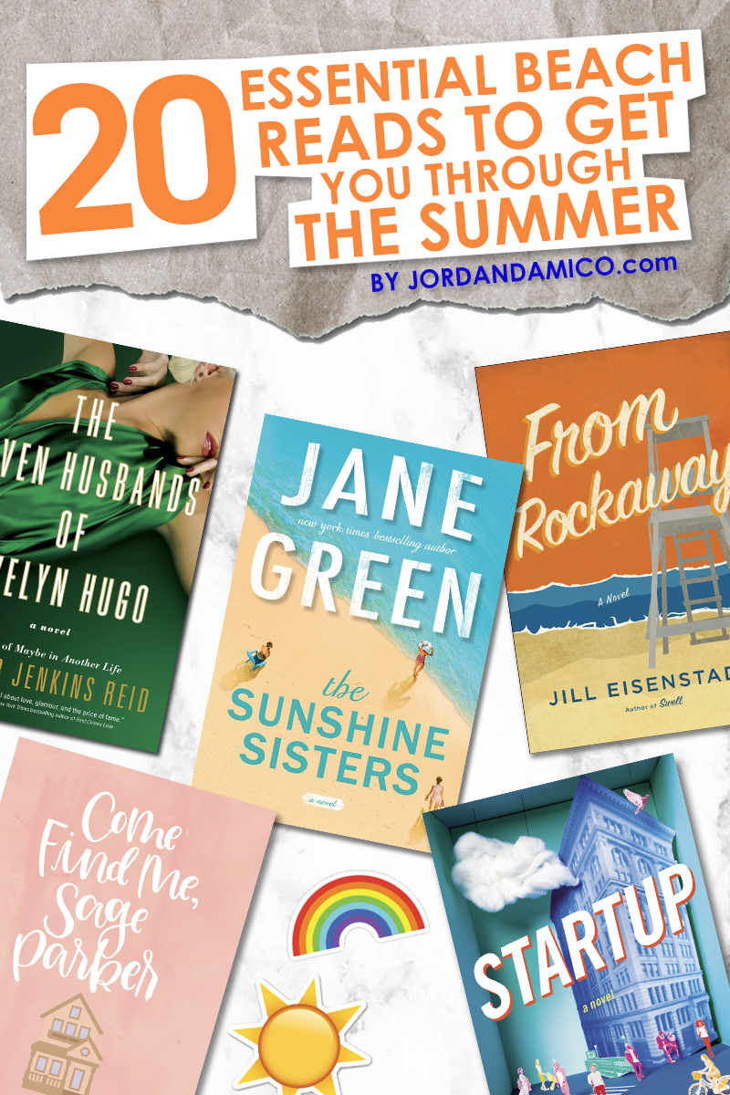 20 Essential Beach Reads To Get You Through The Summer