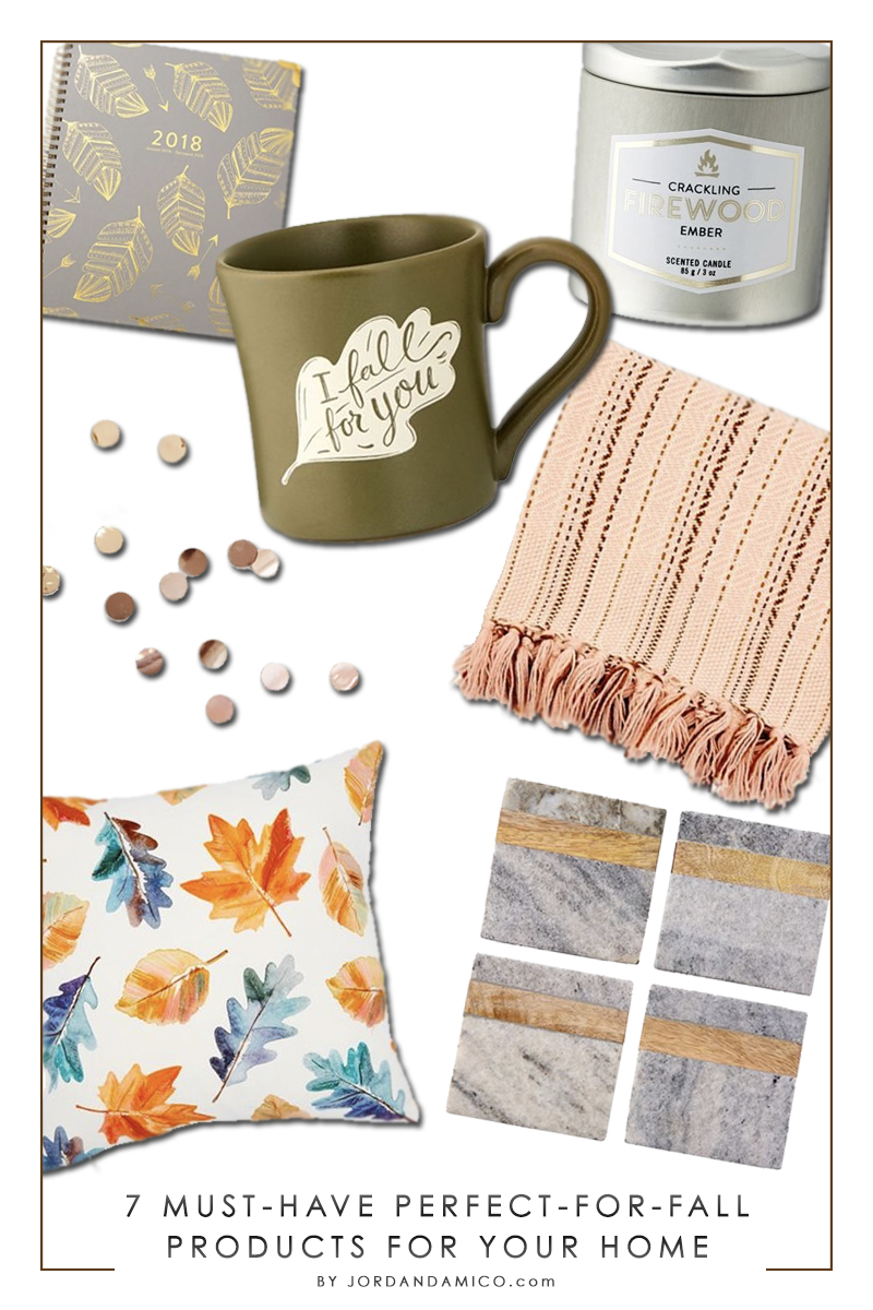 7 must-have perfect-for-fall products for your home