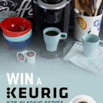 Win a Keurig K35 Classic Series coffee maker prize pack