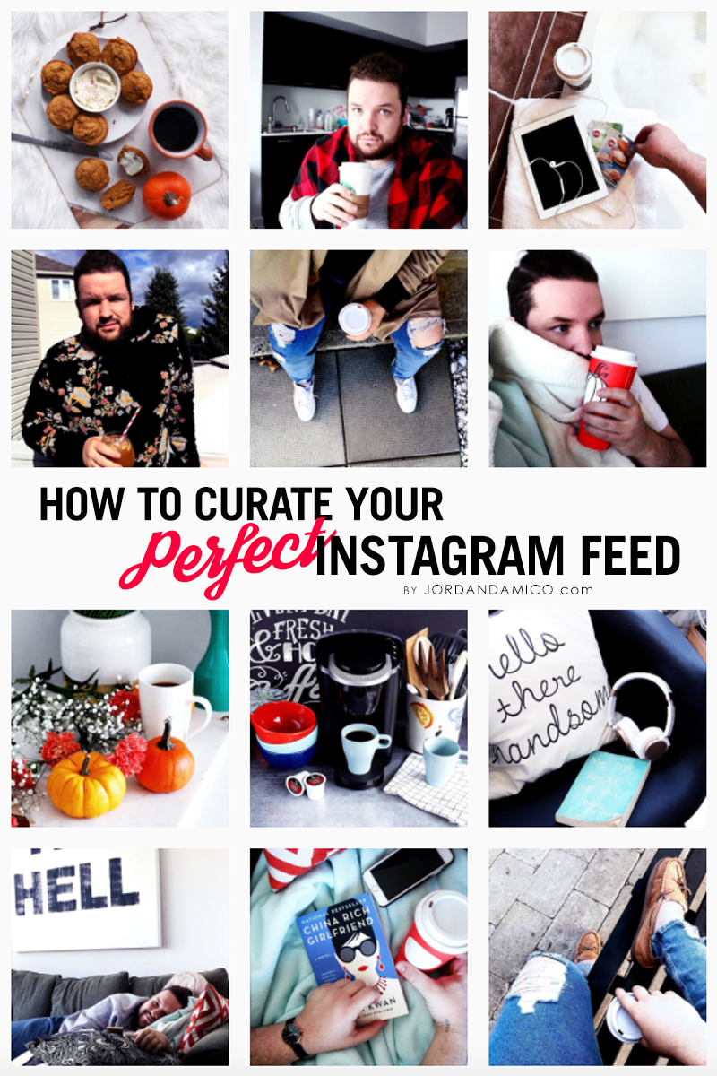 How to curate your perfect Instagram feed