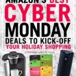 Amazon's best Cyber Monday deals to kick-off your holiday shopping