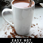 Easy Hot Chocolate Coffee Recipe