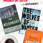 The best new spine-tingling books of 2018 + a giveaway