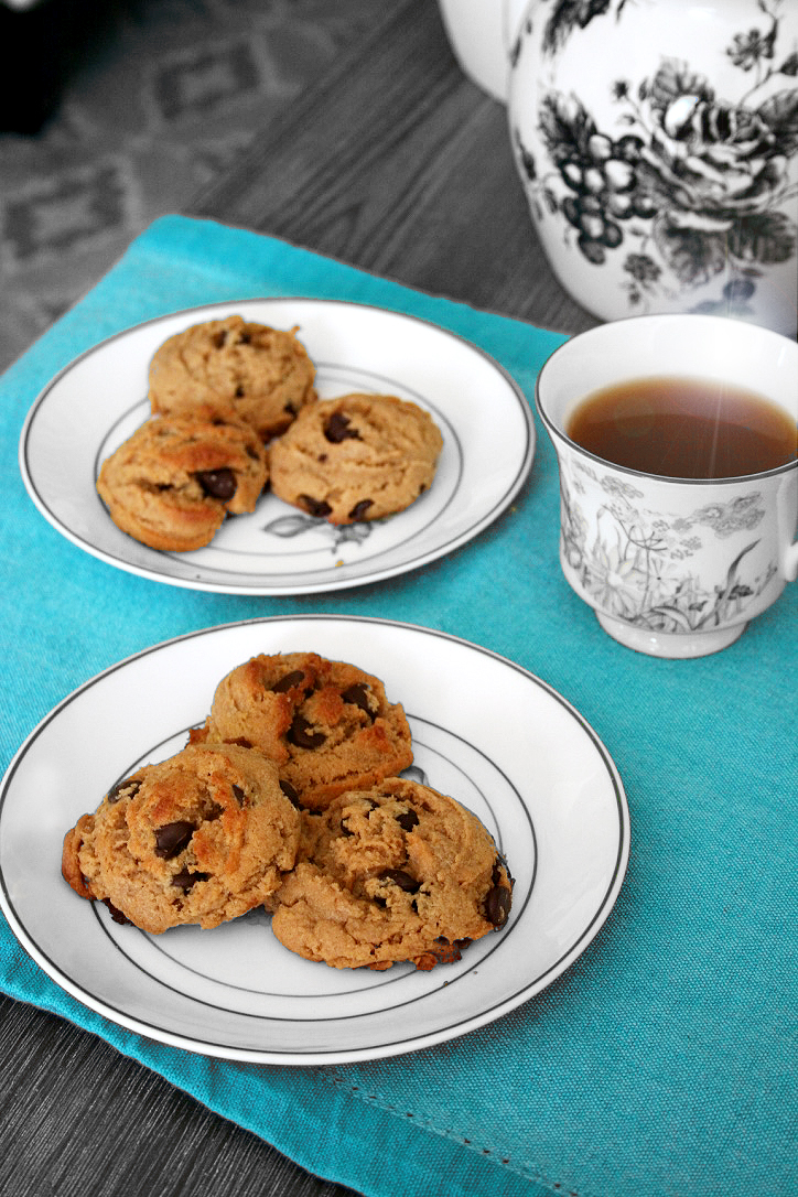 The best gluten-free and vegan chocolate chip cookies